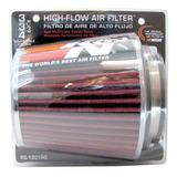 K&n Filtro Aire Alto Flujo Conico Universal Entrada 3  3.5