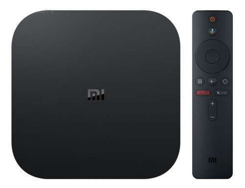 Tv Box Xiaomi Mi Box S 4k Con Chromecast Integrado