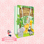 10 Sacolas Personalizadas Festa Safari Lembrancinha Original
