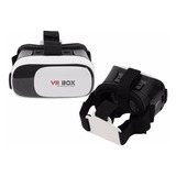 Lentes Gafas Realidad Virtual 3d Vr Box + Control Bluetooth