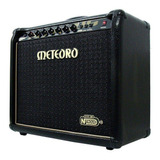 Amplificador Meteoro Nitrous Gs 100 Transistor Para Guitarra De 100w Cor Preto 110v/220v