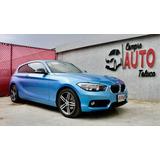 Bmw Serie 118 Sportline 3p 2018 Factura Original, Tomo Auto