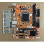 Placa Mãe Pcware Ipmh110g (h110m-h) Ddr4 Lga 1151 #0368 Original