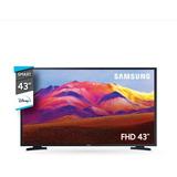 Smart Tv Samsung 43'' Fhd Nuevo Modelo Un43t5300