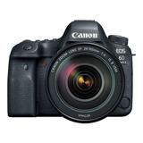 Canon Eos 6d Mark Ii 24-105mm Is Ii Usm Kit Dslr Color  Negro