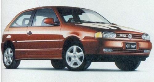 Volkswagen Gol Manual Taller G2 Ab9 1.6 N Y D 1.8 2.0gti