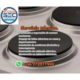 Servicio De Reparacion De Cocinas Encimeras Electricas