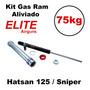 Kit Gas Ram Nitro 75kg Hatsan Ht 125 Sniper Aliviado Elite Original