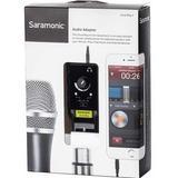 Saramonic Smartrig Ii Interfaz Smartphone, iPhone/ Android.