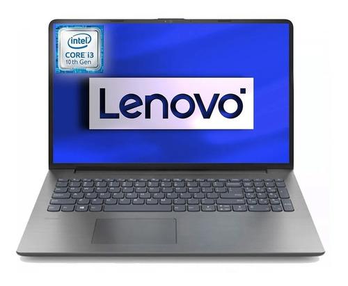 Notebook Lenovo Nueva 15 Intel I3 12gb Ram 256gb Ssd I Bde
