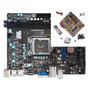 Kit Placa Mãe 1156 + Proc. I5 3.20ghz + 4gb Ram + Cooler! Original