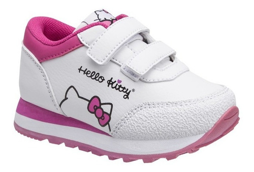 Topper Zapatilla Bebés Hello Kitty- Running Theo Cs