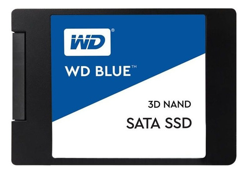 Disco Rigido Ssd 2tb Wd 3d Blue Sata Iii