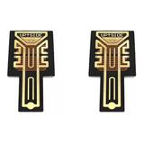 2 Antenas Pegatina Amplificador Señal Celular Gsm 3g 4g Bam