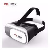 Gafas Realidad Virtual  3d +control Para Smartphone Vr Box 2