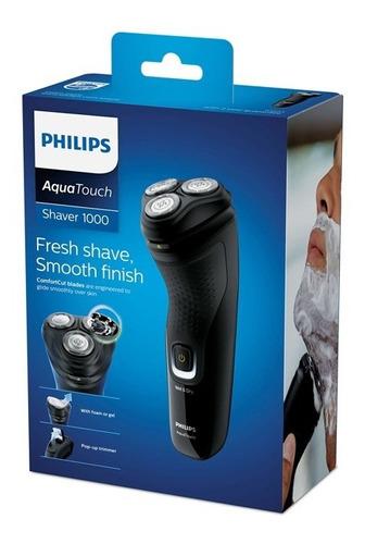 Maquina De Afeitar Philips Afeitada En Seco O Humedo S1223