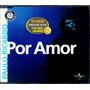 Paulo Ricardo Cd Single Promo Por Amor Novo Lacrado Raro Original