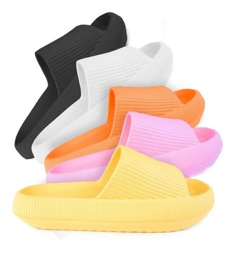 Sandalia Ortopédica Fly Feet Nuvem  Macia Leve Confortável