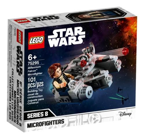 Lego Star Wars Microfighter Halcón Milenario Art. 75295