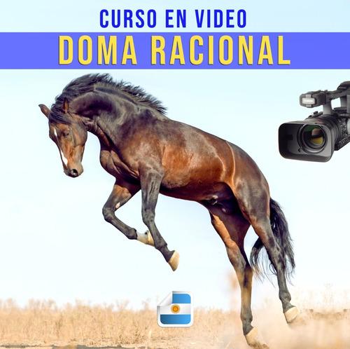 Curso Amanse Y Doma Racional En Video - Caballos Argentinos