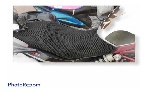 Cubre Asiento  Moto- Mesh 3d- Benelli-honda-yamaha-zanella