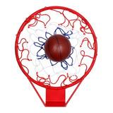 Aro De Basket Profesional Con Inflador Pelota Y Accesorios