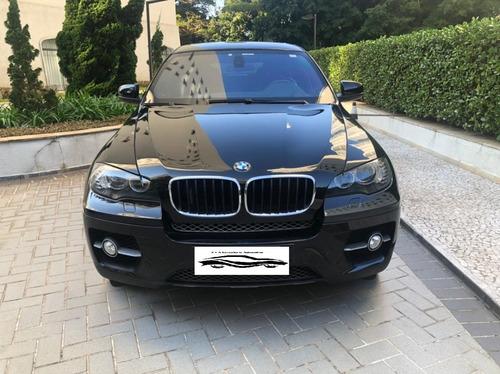 BMW X6 XDRIVE50I 4.0 4X4 - BLINDADA
