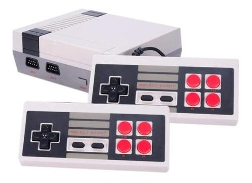 Mini Consola Retro 620 Juegos Tipo Nes Con 2 Controles