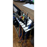 Soporte Cables Eurorack / Sintetizador / Usb