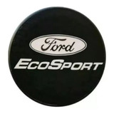 Cubre Rueda Ford Ecosport Simil Cuero Rodado 15 Premium