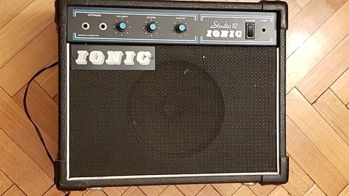 Amplificador 12 Studio Ionic