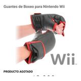 Par De Guantes De Boxeo Boxing Box De Nintendo Wii Ventamvd