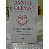 La Inteligencia Emocional Daniel Goleman.