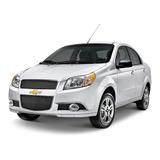 Service Cambio De Kit De Embrague Chevrolet Aveo G3 1.6 M/o