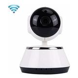 Cámara Ip De Seguridad Wifi Hd Con Alarma Y Visión Nocturna
