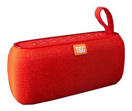 Parlante Bluetooth Portátil Usb Despertador Tws Colores Tyg