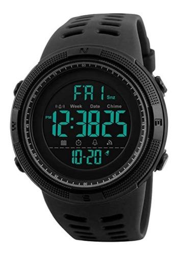 Reloj Deportivo Hombre Skmei Resistente Al Agua - 50% Off