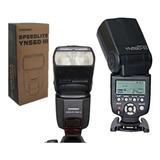 Flash Yongnuo Yn 560iii Canon, Nikon Con Receptor Integrado