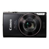 Canon Powershot Elph 360 Hs Compacta Color  Negro