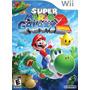 Super Mario Galaxy 2 Wii Midia Fisica Semi Novo Original