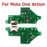 Flex De Carga Motorola Moto One Action / Moto One Vision