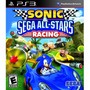 Sonic & Sega All Star Racing Ps3 Mídia Física Lacrado Original