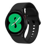 Samsung Galaxy Watch4 1  Caja 40mm  Negra Malla  Negra De  Silicona