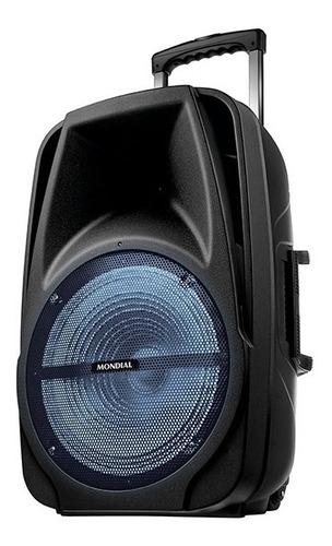 Caixa Amplificada Mondial Connect Power Bluetooth 500w