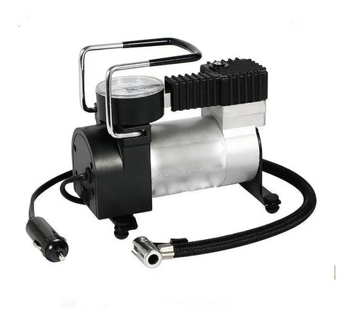 Minicompresor  Portatil 12v Auto Moto Bici 4x4 Pelot