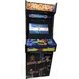 Maquina Arcade 13 Mil Juegos 2 Pantalla 24 Mueble Zapata