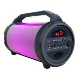 Parlante A Batería Jvc N218bu 10w Rms Bluetooth Radio Fm Loi