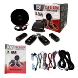 Kit Alarma Para Auto Joy Ja 955 Full Volumetrica Con Control