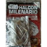 Star Wars Halcon Milenario # 52 P/armar Planeta De Agostini