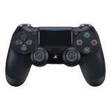 Control Joystick Inalámbrico Sony Playstation Dualshock 4 Jet Black